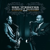 Johnny Hodges - Complete 1960 Jazz Cellar Session