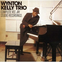 Wynton Kelly - Complete Vee Jay Studio Recordings / 2CD set