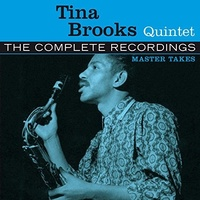 Tina Brooks - The Complete Recordings: Master Takes / 2CD set