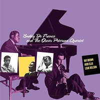 Buddy de Franco - & the Oscar Peterson Quartet + 1 Bonus Track