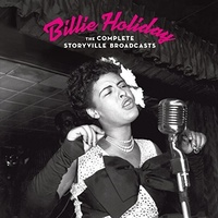 Billie Holiday - The Complete Storyville Broadcasts