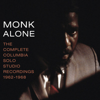 Thelonious Monk - Monk Alone: The Complete Columbia Solo Studio Recordings 1962-1968 / 2CD set