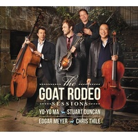 Yo-Yo Ma / Stuart Duncan / Edgar Meyer / Chris Thile - The Goat Rodeo Sessions
