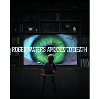 Roger Waters - Amused To Death - Hybrid Multichannel SACD