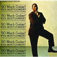 Wes Montgomery - So Much Guitar ! - OJC Remasters