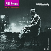 Bill Evans - New Jazz Conceptions - Vinyl LP