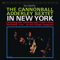 Cannonball Adderley Sextet - In New York - Vinyl LP