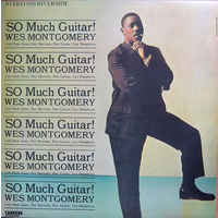Wes Montgomery - So Much Guitar ! / vinyl LP