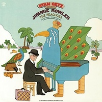 Stan Getz presents Jimmie Rowles - The Peacocks