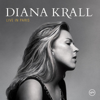 Diana Krall - Live In Paris - 2 x 180g 45rpm LPs