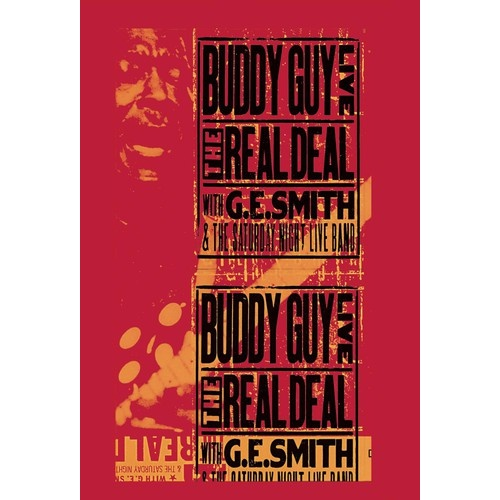 Buddy Guy - Live!: The Real Deal / motion picture DVD