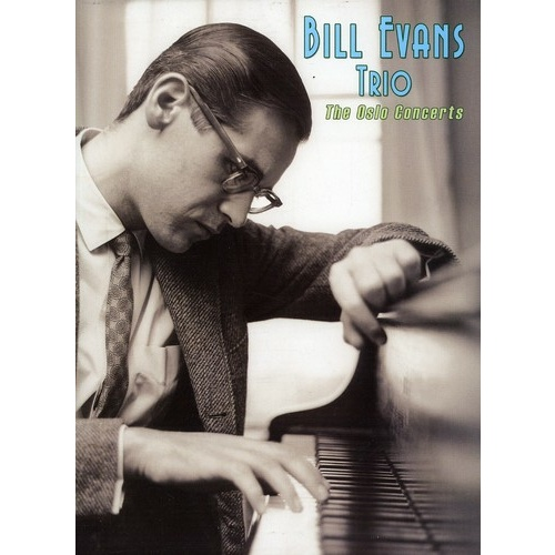 Bill Evans - The Oslo Concerts / region 0 DVD
