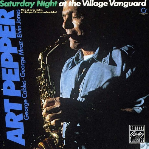 Art Pepper - Saturday Night at the Village Vanguard