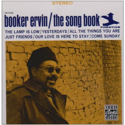 Booker Ervin - the song book