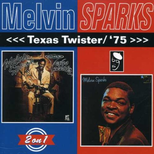 Melvin Sparks - Texas Twister / '75