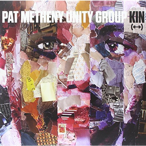 Pat Metheny Unity Group - Kin - 2 x 140 g Vinyl LPs  + CD