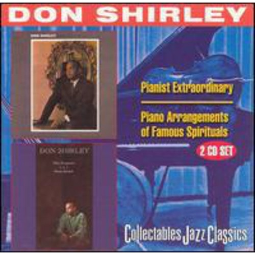 Don Shirley - Pianist Extraordinary / Piano Arrangements of Famous Spirituals