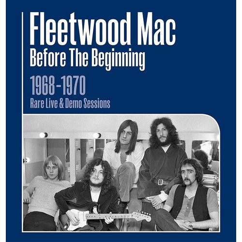 Fleetwood Mac - Before The Beginning: 1968-1970 Rare Live & Demo Sessions / 3CD set
