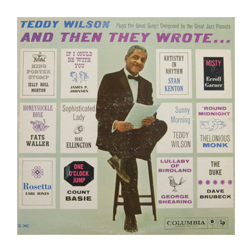 Teddy Wilson - And then they wrote...