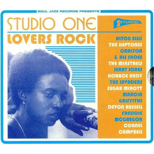 Various Artists - Studio One: Lovers Rock