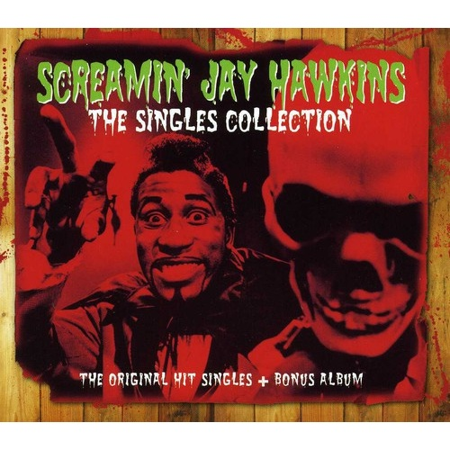 Screamin' Jay Hawkins - The Singles Collection / 2CD set