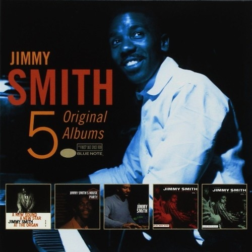 Jimmy Smith - 5 Original Albums(1956-1962)