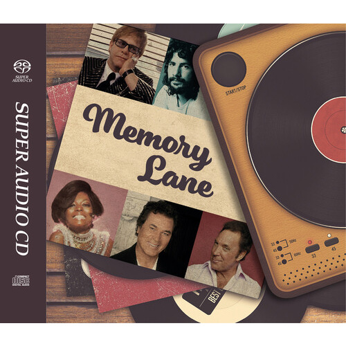 Various Artists - Memory Lane / hybrid SACD