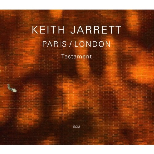 Keith Jarrett - Paris / London - Testament