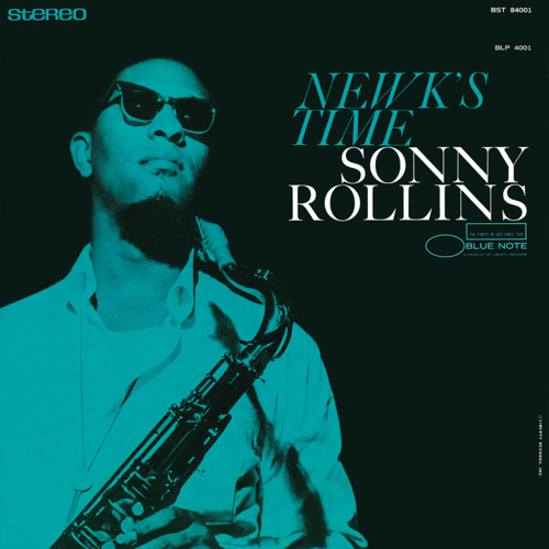 Sonny Rollins - Newk's Time / Blue Note 75th Anniversary vinyl LP