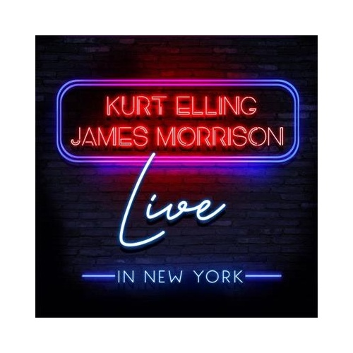 Kurt Elling & James Morrison - Live in New York
