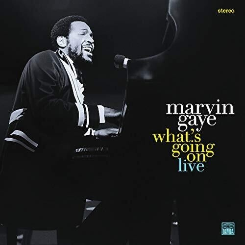 Marvin Gaye - what's going on: live