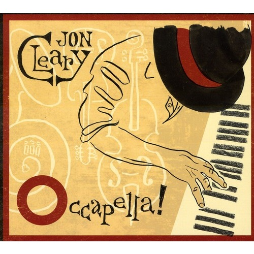 Jon Cleary - Occapella!