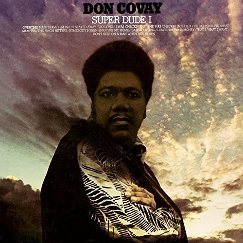 Don Covay - Super Dude I...Plus