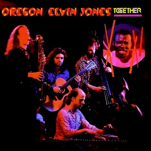 Oregon & Elvin Jones - Together