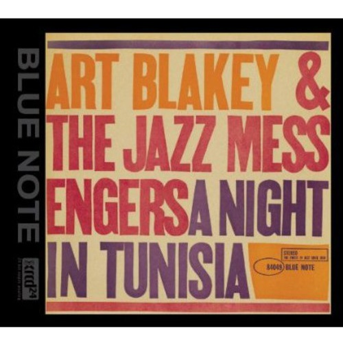 Art Blakey & The Jazz Messengers - A Night In Tunisia - XRCD