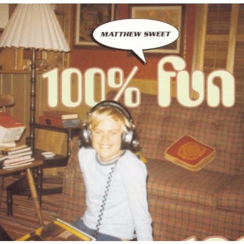 Matthew Sweet - 100% Fun - Hybrid SACD