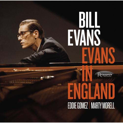 Bill Evans - Evans In England
