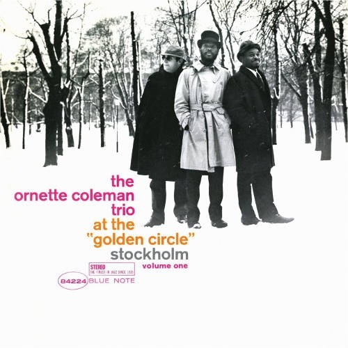 Ornette Coleman - At the Golden Circle Volume 1