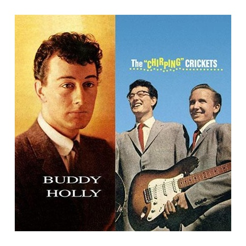 Buddy Holly - Buddy Holly - The Chirping Crickets - Hybrid SACD