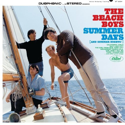 The Beach Boys - Summer Days (and Summer Nights !!) - Hybrid SACD