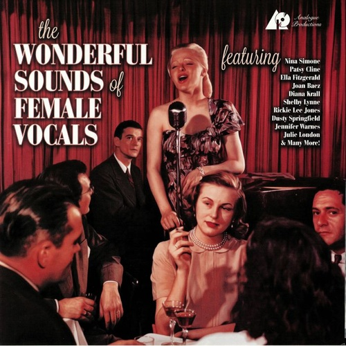 The Wonderful Sounds of Female Vocals - Hybrid SACD