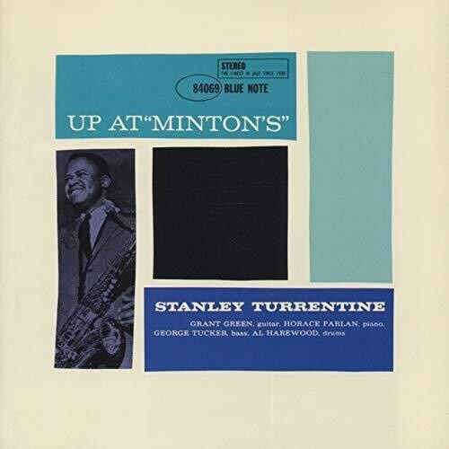 Stanley Turrentine -  Up At Minton's Vol 1 -  2 x 180g 45 rpm Vinyl LPs