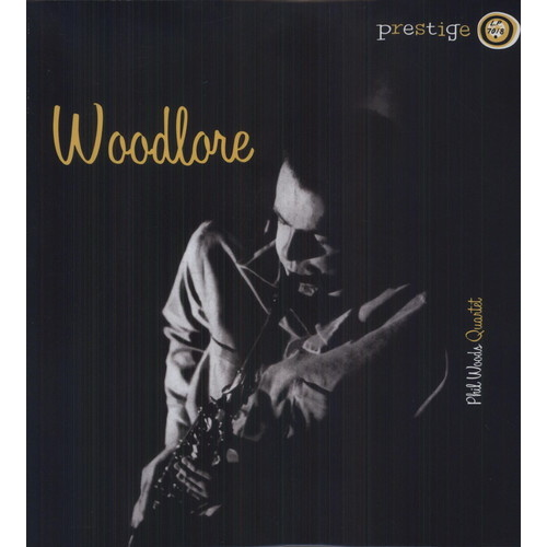 Phil Woods Quartet - Woodlore - Hybrid Mono SACD