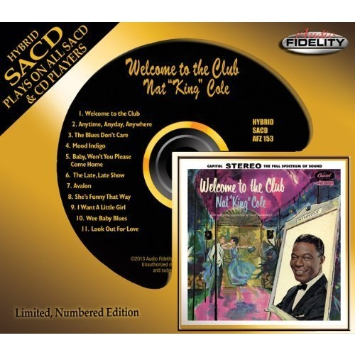 "Nat ""King"" Cole - Welcome to the Club - Hybrid SACD"