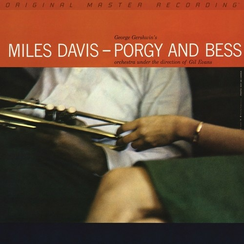 Miles Davis - Porgy and Bess - Hybrid SACD