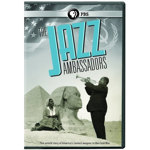 motion picture DVD - The Jazz Ambassadors