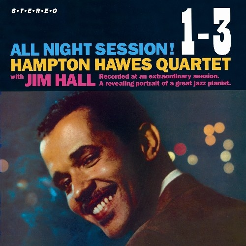 Hampton Hawes - All Night Sessions 1-3