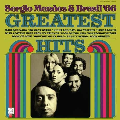 Sergio Mendes & Brasil '66 - Greatest Hits / vinyl LP