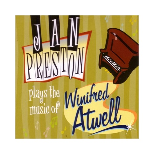 Jan Preston - Plays the Music of Winifred Atwell